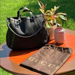 Gucci Denim handbag
